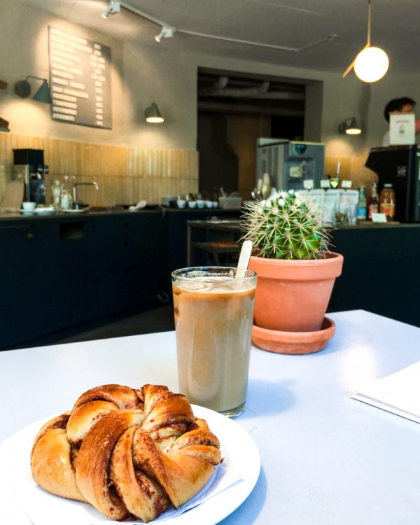 Breakfast in Copenhagen