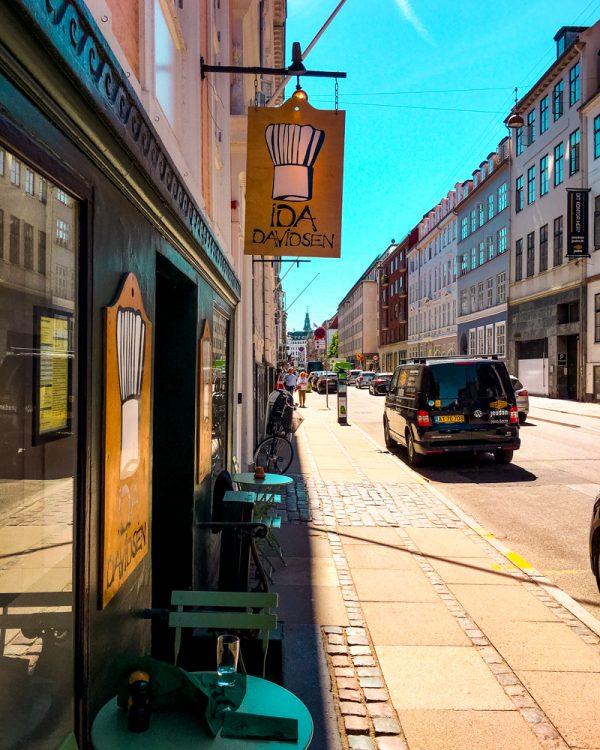 Lunch in Copenhagen