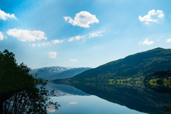 On The Bus from Voss, Norway In A Nutshell Tour