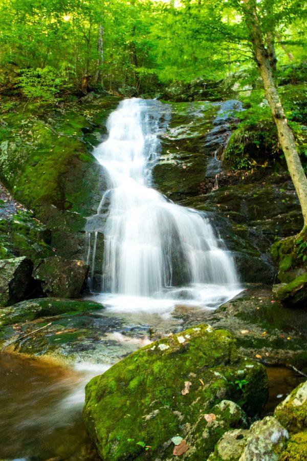 Crabtree Waterfalls, Virginia