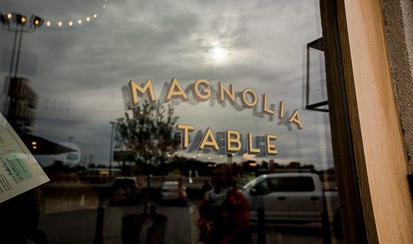 Door at Magnolia Table