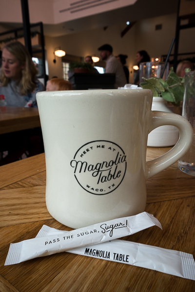 Coffee at Magnolia Table