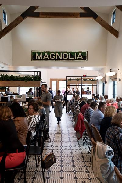 Magnolia Table Interior