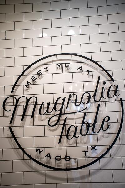Magnolia Table Details