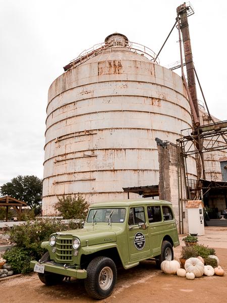The Silos in Waco, Texas