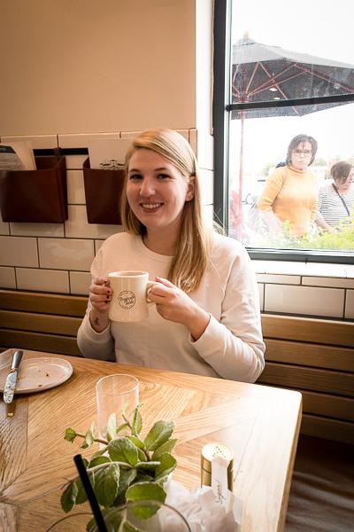 Coffee at Magnolia Table in Waco, Texas